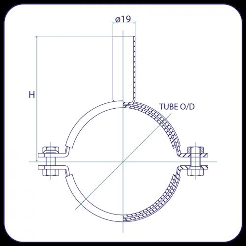 Pipe Clips, U-Bolts & Installation Accessories